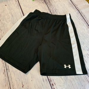 UNDER ARMOUR LOOSE ATHLETIC SHORTS BOYS SIZE YMD